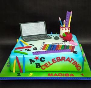 Nelson Mandela Cake