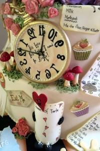Bakers in Wonderland Cake